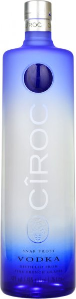 Ciroc Vodka Eclipse Magnum 1.75 litre (Light Up Bottle)