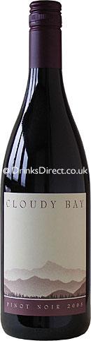 Cloudy Bay Pinot Noir 2005 75cl