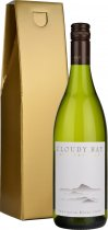 Cloudy Bay Sauvignon Blanc 2020 75cl in Gold Gift Box