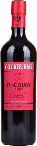 Cockburns Fine Ruby Port 75cl