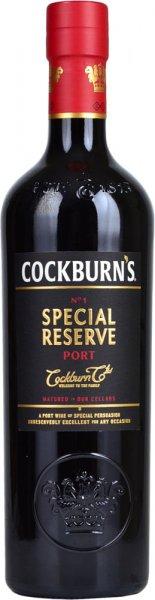 Cockburns Special Reserve Port 75cl