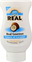 Coco Real Cream of Coconut 595g/620ml