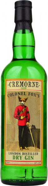 Colonel Fox's London Dry Gin 70cl