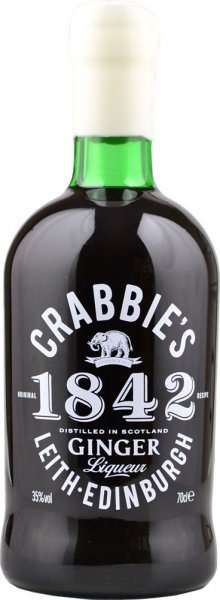 Crabbies 1842 Ginger Liqueur 70cl