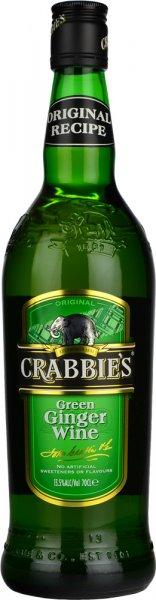 Crabbies Green Ginger Wine 70cl