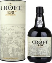 Croft 430th Anniversary Reserve Ruby Port 75cl - Armada Edition