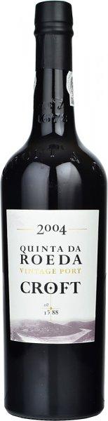 Croft Quinta da Roeda 2004 75cl