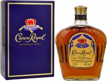 Crown Royal Deluxe Blended Canadian Whisky 70cl