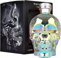 Crystal Head Aurora Vodka 70cl in Branded Box