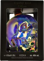 Crystal Head Aurora Vodka Magnum 1.75 litre in Branded Box