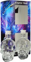 Crystal Head Vodka Miniature Gift Set 2 x 5cl