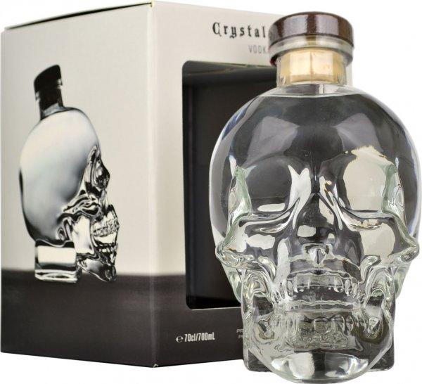 Crystal Head Vodka 70cl in Branded Box