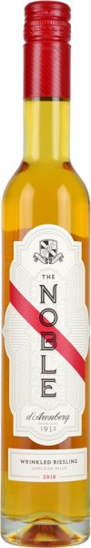 d'Arenberg, The Noble Wrinkled Riesling 2018 37.5cl