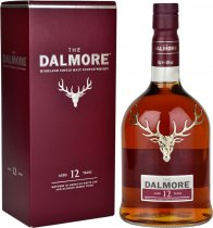 Dalmore 12 Year Old Single Malt Scotch Whisky 70cl