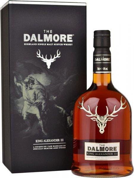 Dalmore King Alexander III Single Malt Scotch Whisky 70cl