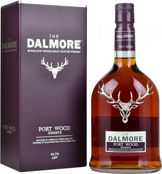 Dalmore Port Wood Reserve Single Malt Scotch Whisky 70cl