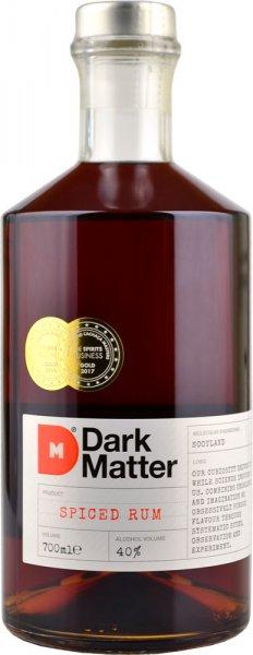 Dark Matter Spiced Rum 70cl