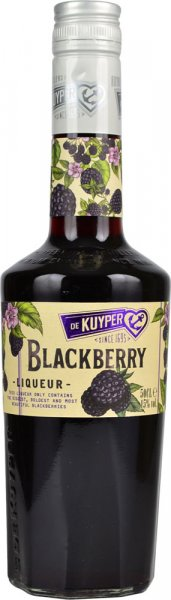 De Kuyper Blackberry 50cl