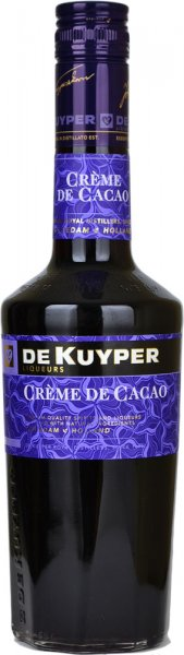 De Kuyper Creme De Cacao Brown 50cl