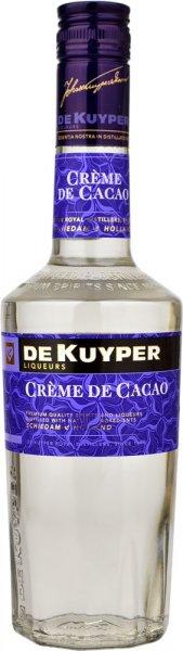 De Kuyper Creme De Cacao White 50cl