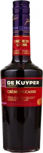 De Kuyper Creme De Cassis 50cl