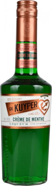 De Kuyper Creme De Menthe Green 50cl