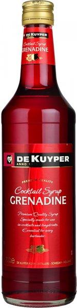 De Kuyper Grenadine (Cocktail Syrup) 70cl