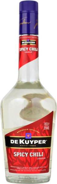 De Kuyper Spicy Chili 70cl