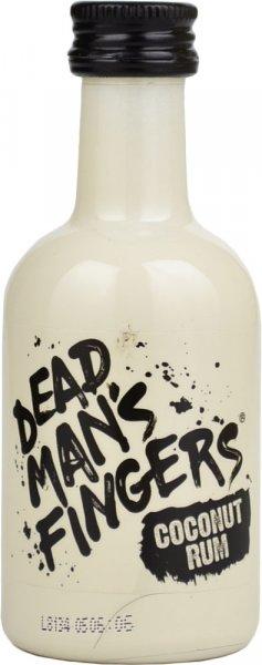 Dead Mans Fingers Coconut Rum Miniature 5cl