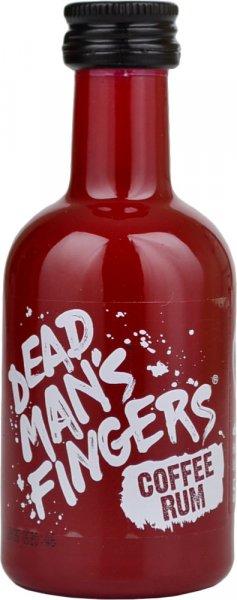 Dead Mans Fingers Coffee Rum Miniature 5cl