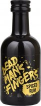 Dead Mans Fingers Spiced Rum Miniature 5cl