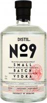 Distil No. 9 Small Batch Vodka 70cl