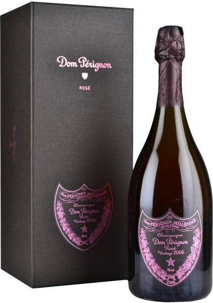 Dom Perignon Rose Vintage 2006 Champagne 75cl in DP Box