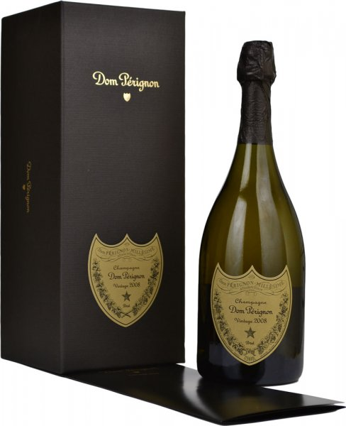 Dom Perignon Vintage 2008 Champagne 75cl in DP Box