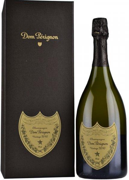Dom Perignon Vintage 2010 Champagne 75cl in DP Box