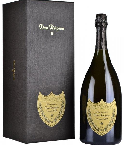 Dom Perignon Vintage 2008 Champagne Magnum (1.5 litre) in D-P Box