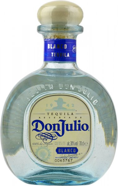 Don Julio Blanco Tequila 70cl