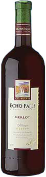 Echo Falls Merlot 6 x 75cl
