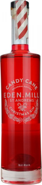 Eden Mill Candy Cane Christmas Gin 70cl
