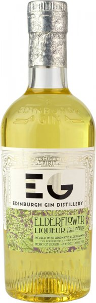 Edinburgh Gin Elderflower Liqueur 50cl