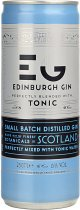 Edinburgh Gin & Tonic Can 250ml
