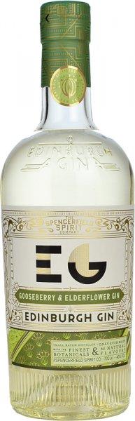 Edinburgh Gooseberry and Elderflower Gin 70cl