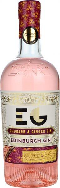 Edinburgh Rhubarb and Ginger Gin 70cl