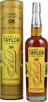 EH Taylor Jr Single Barrel Bourbon Whiskey BIB 75cl
