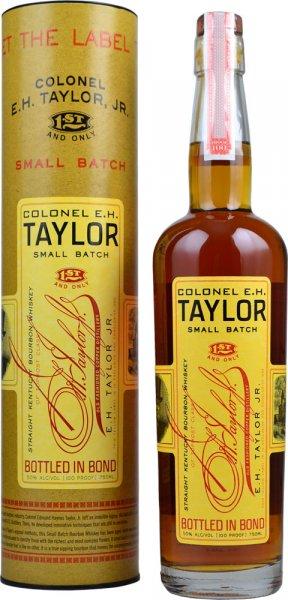 EH Taylor Jr Small Batch Bourbon Whiskey BIB 75cl