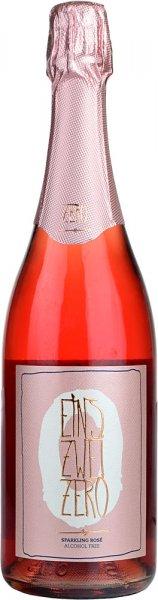 Eins Zwei Zero Alcohol Free Sparkling Rose, Leitz 75cl