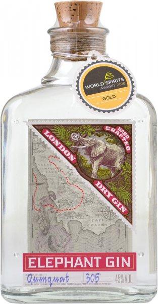 Elephant Gin - London Dry Gin 50cl
