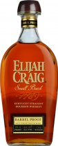 Elijah Craig 12 Year Old Barrel Proof Bourbon 65.7% ABV 70cl