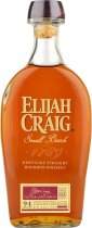 Elijah Craig Small Batch Bourbon Whiskey 47% ABV 70cl