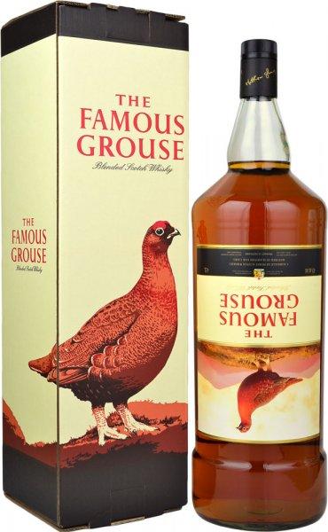 Famous Grouse 4.5 litre